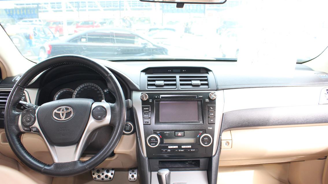 丰田 凯美瑞 2012款 骏瑞 2.5s 凌动导航版