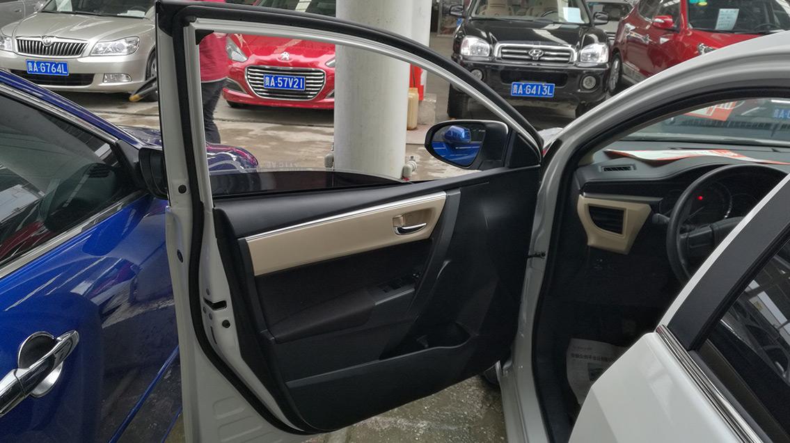 丰田 雷凌 2014款 1.6g 手动精英版