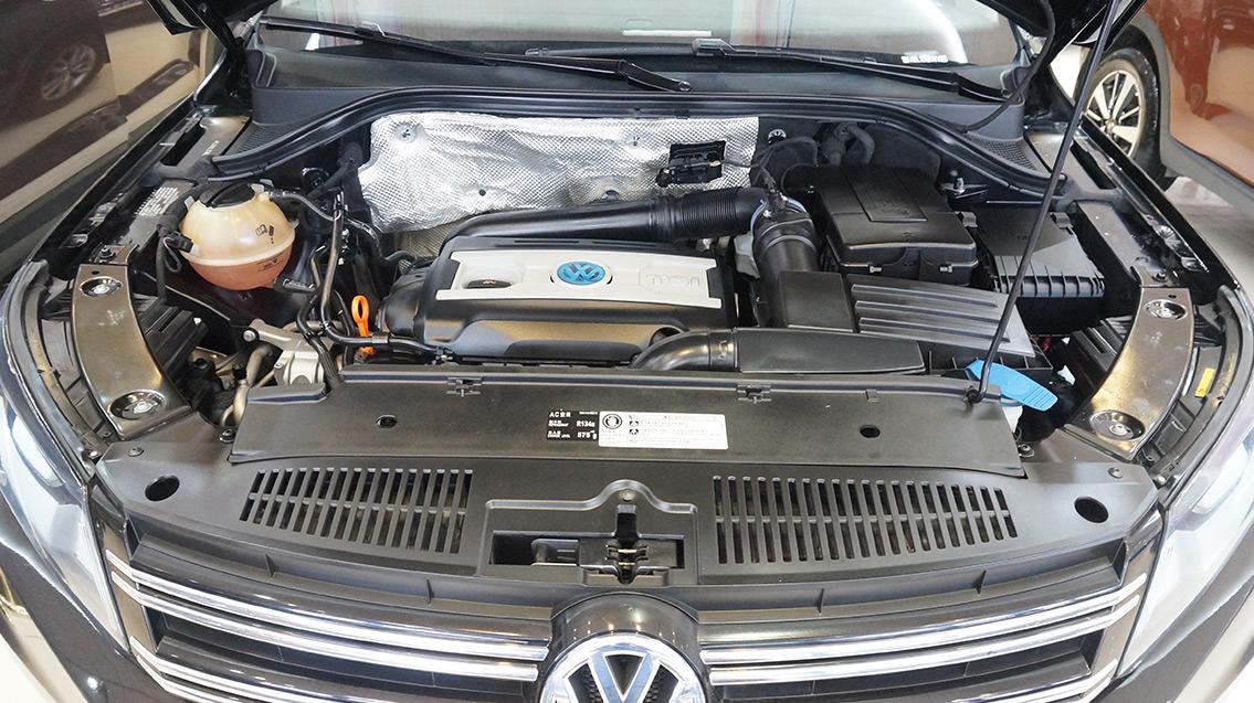 引擎-发动机舱