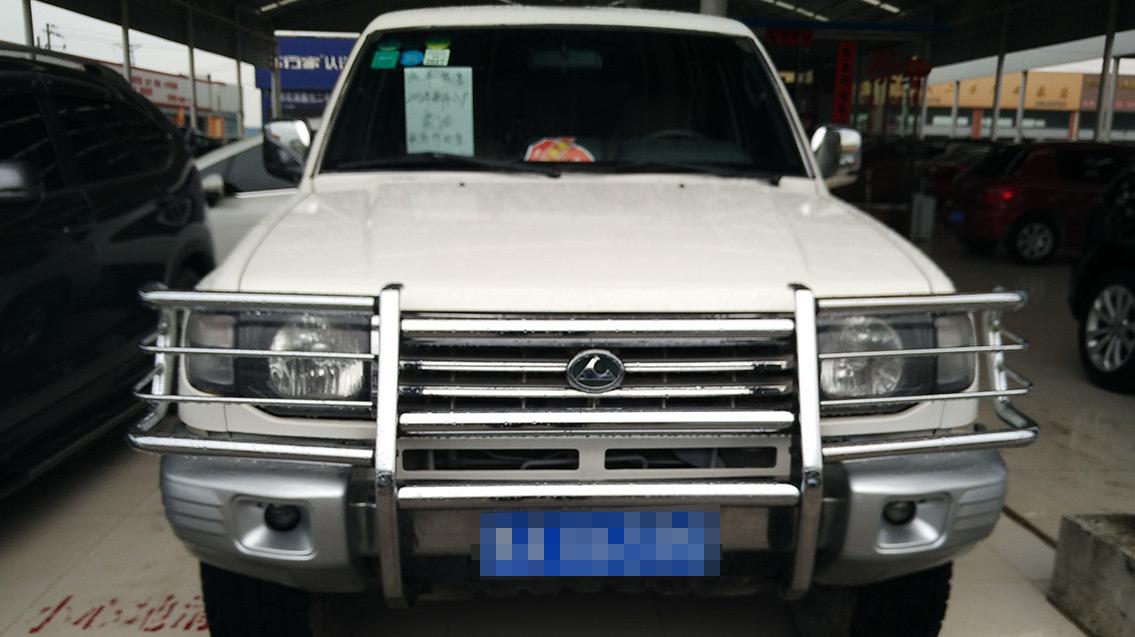 猎豹汽车 黑金刚 2009款 2.5t 柴油两驱